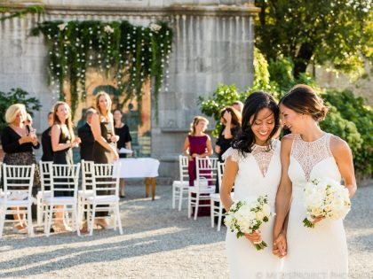 Same Sex Wedding in Tuscany | Elopement at Borgo San Felice