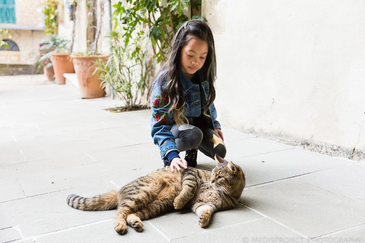 pet friendly families in Tuscany