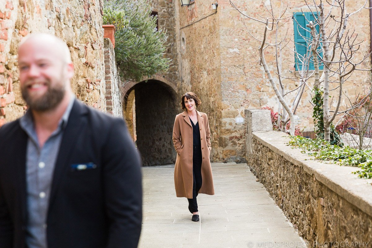 Good vibrations in Tuscany