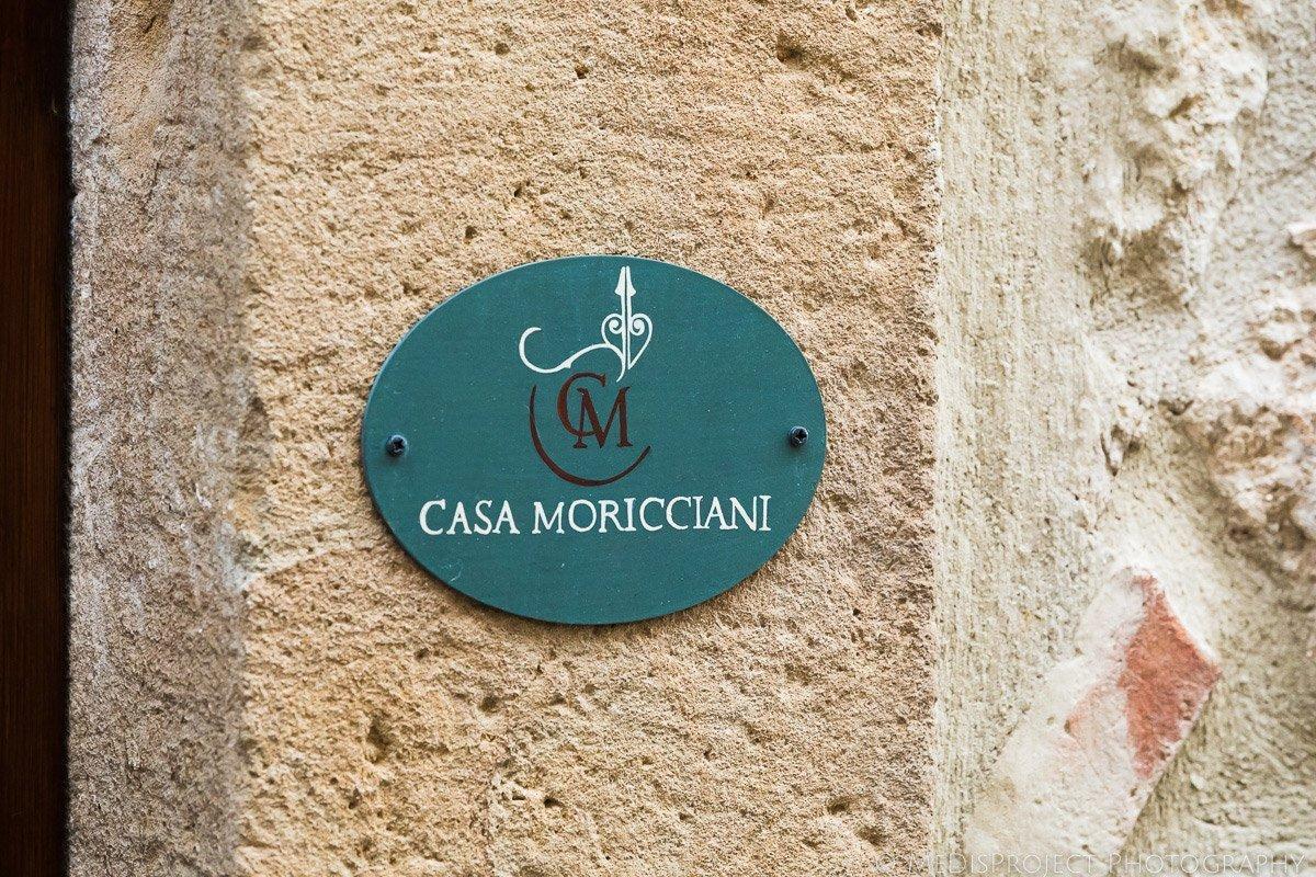 Casa Moricciani, Luxury villa in Castelmuzio