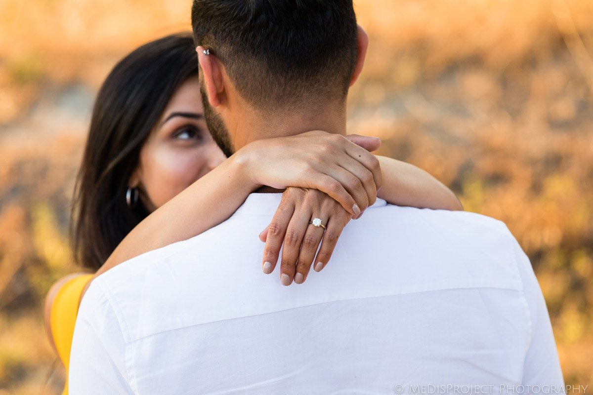 couples photo session in Tuscany
