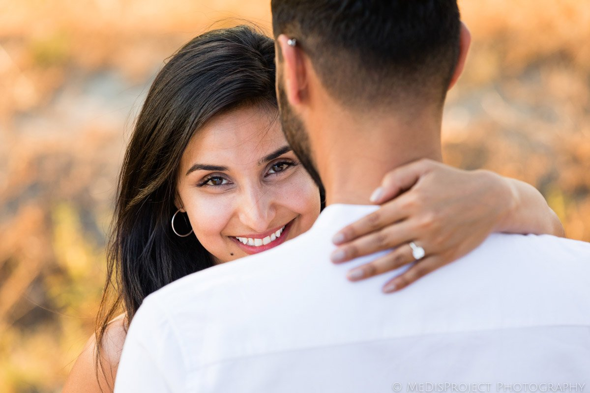 marriage proposal rings Tuscany