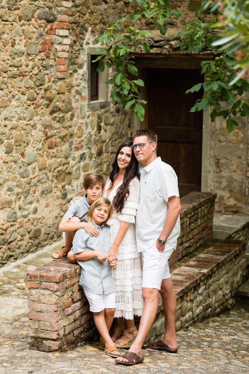 Family portrait photographers Florence
