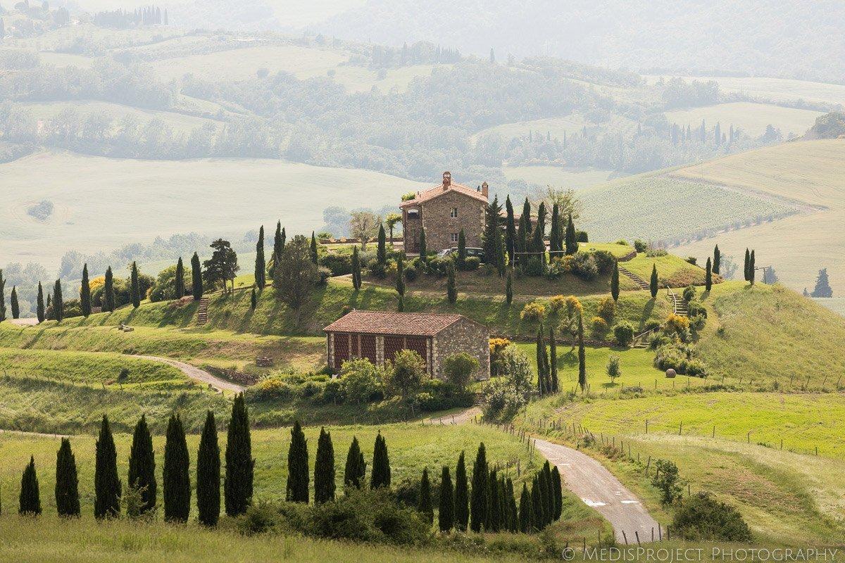 Italian Family Reunion at Villa Rombolino
