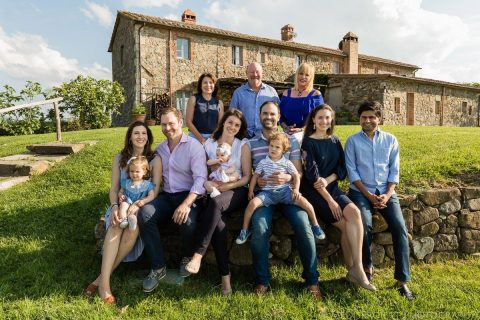 family photographers Tuscany