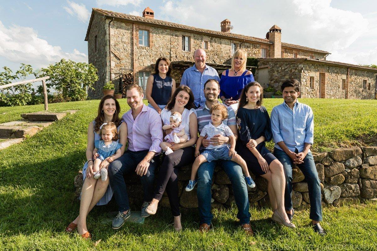 Italian Family Reunion