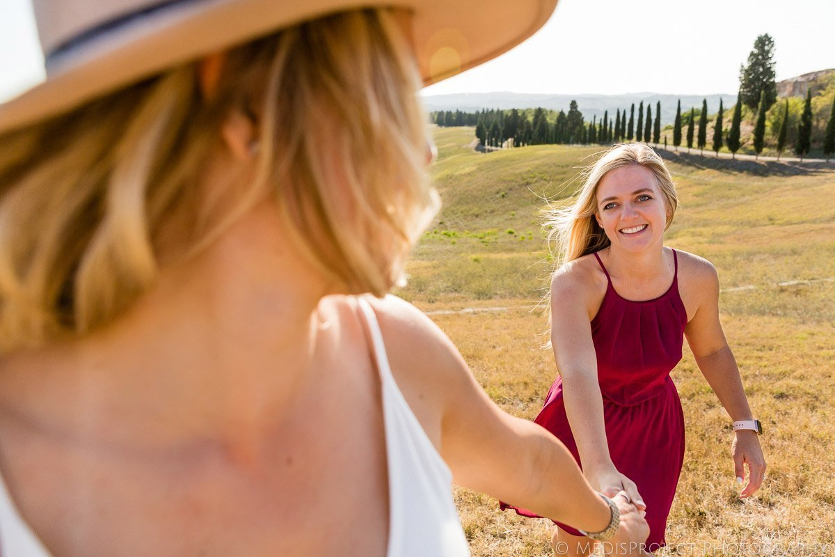 Country Tuscan photo session