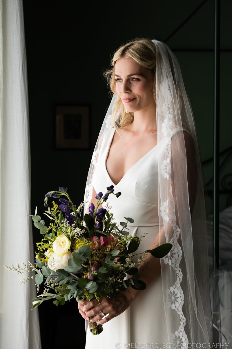 Classy Bridal portrait