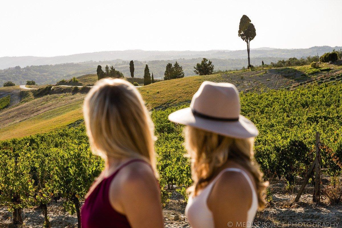 Tuscan landscape photographers