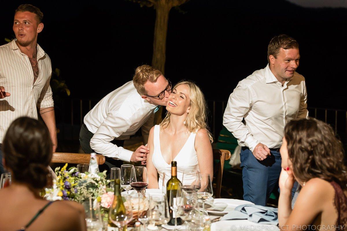 Danish wedding in Italy
