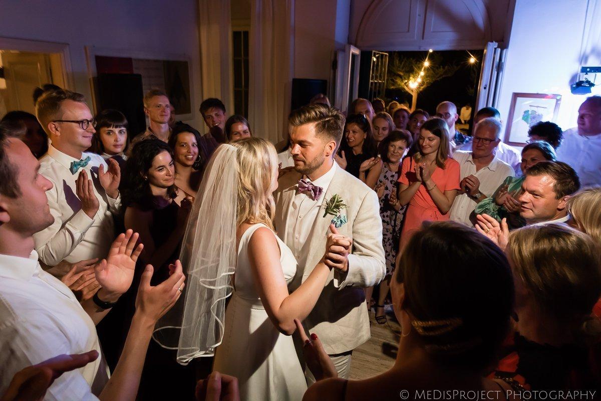 Danish wedding bridal waltz
