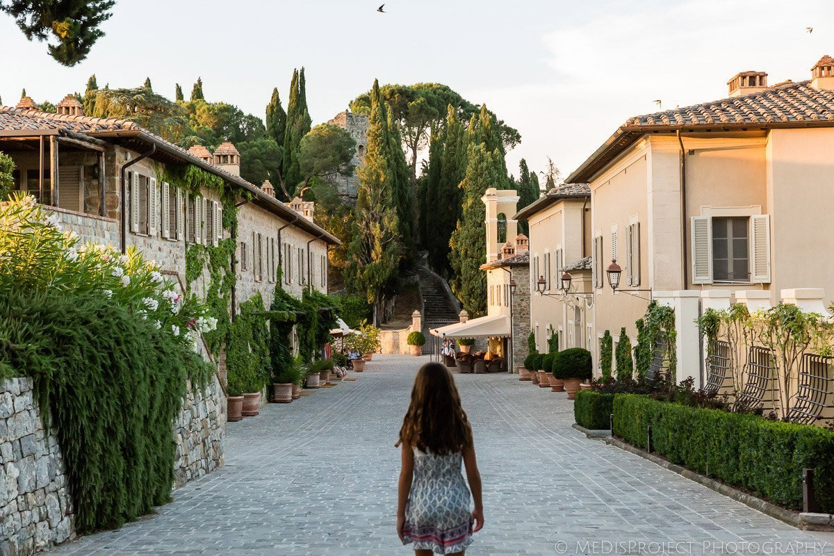 kids friendly places in Tuscany