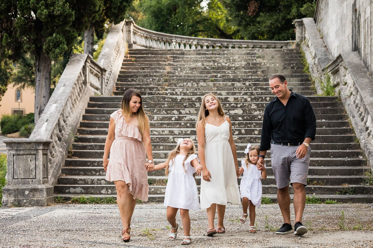 Medisproject family photographers in Florence