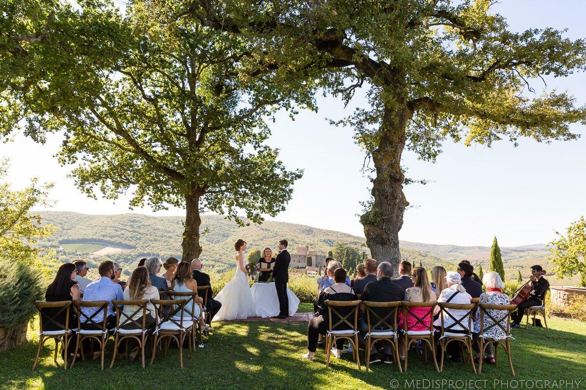 Wedding in Meleto Castle