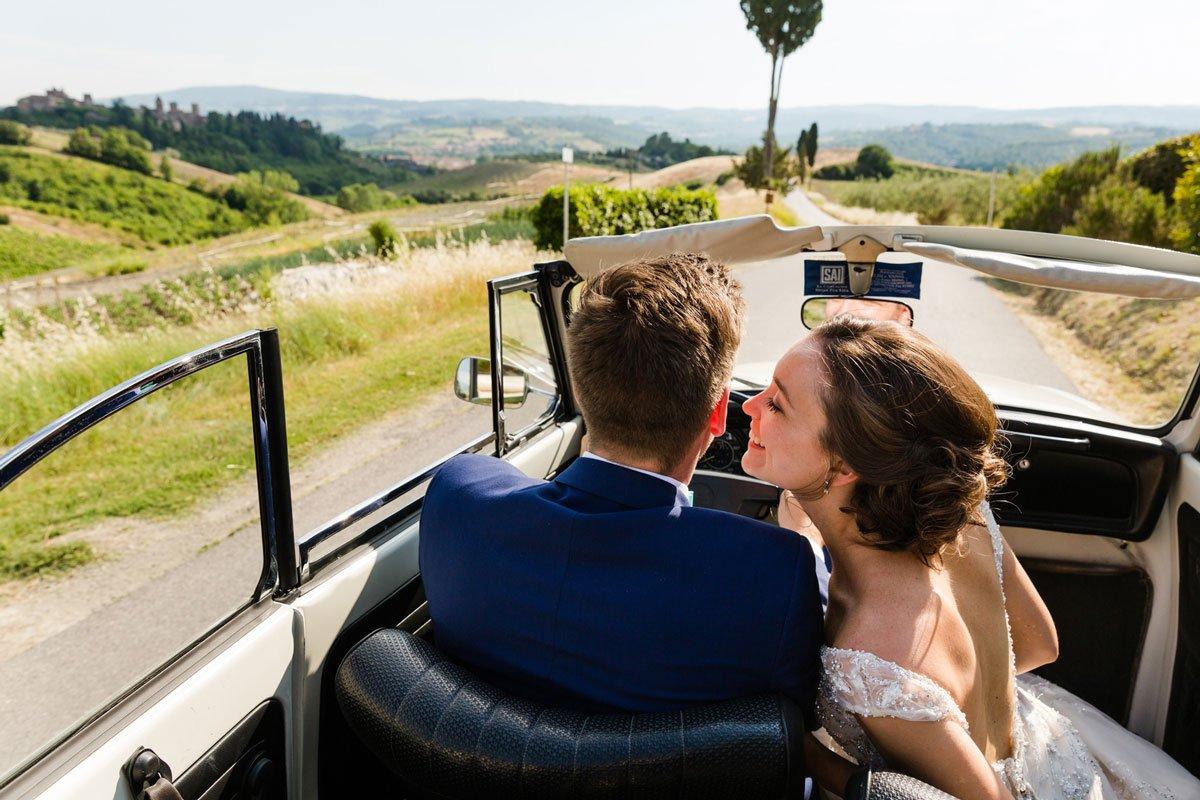 Photoshoot in Tuscany