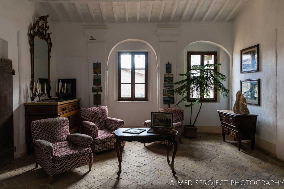 A room at Casa dell'Abate Naldi